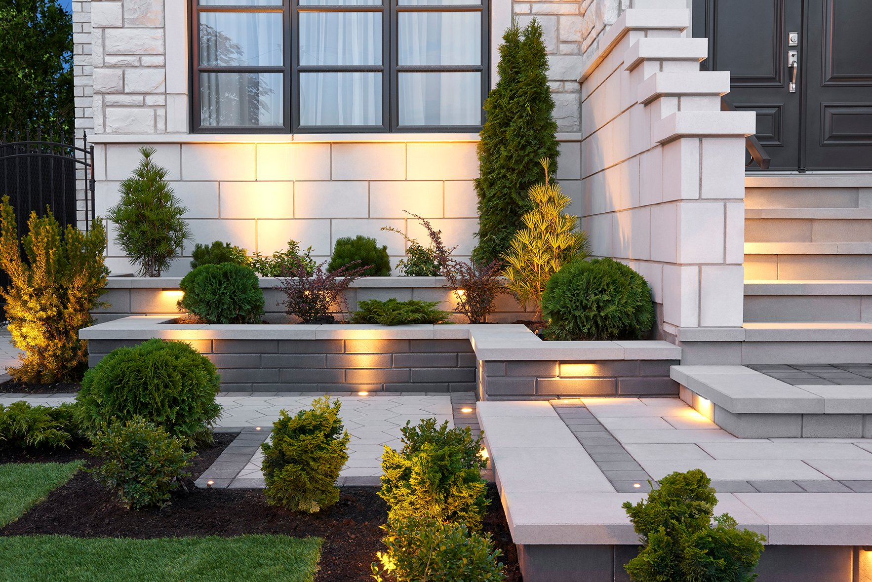 7 Retaining Wall Ideas For Your Front Yard Landscape