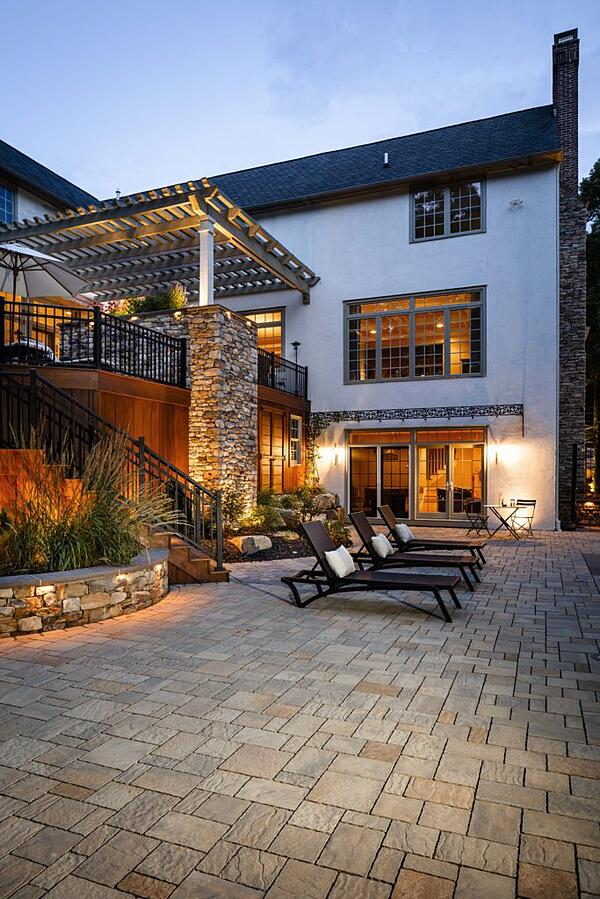 Outdoor lighting can boost property value