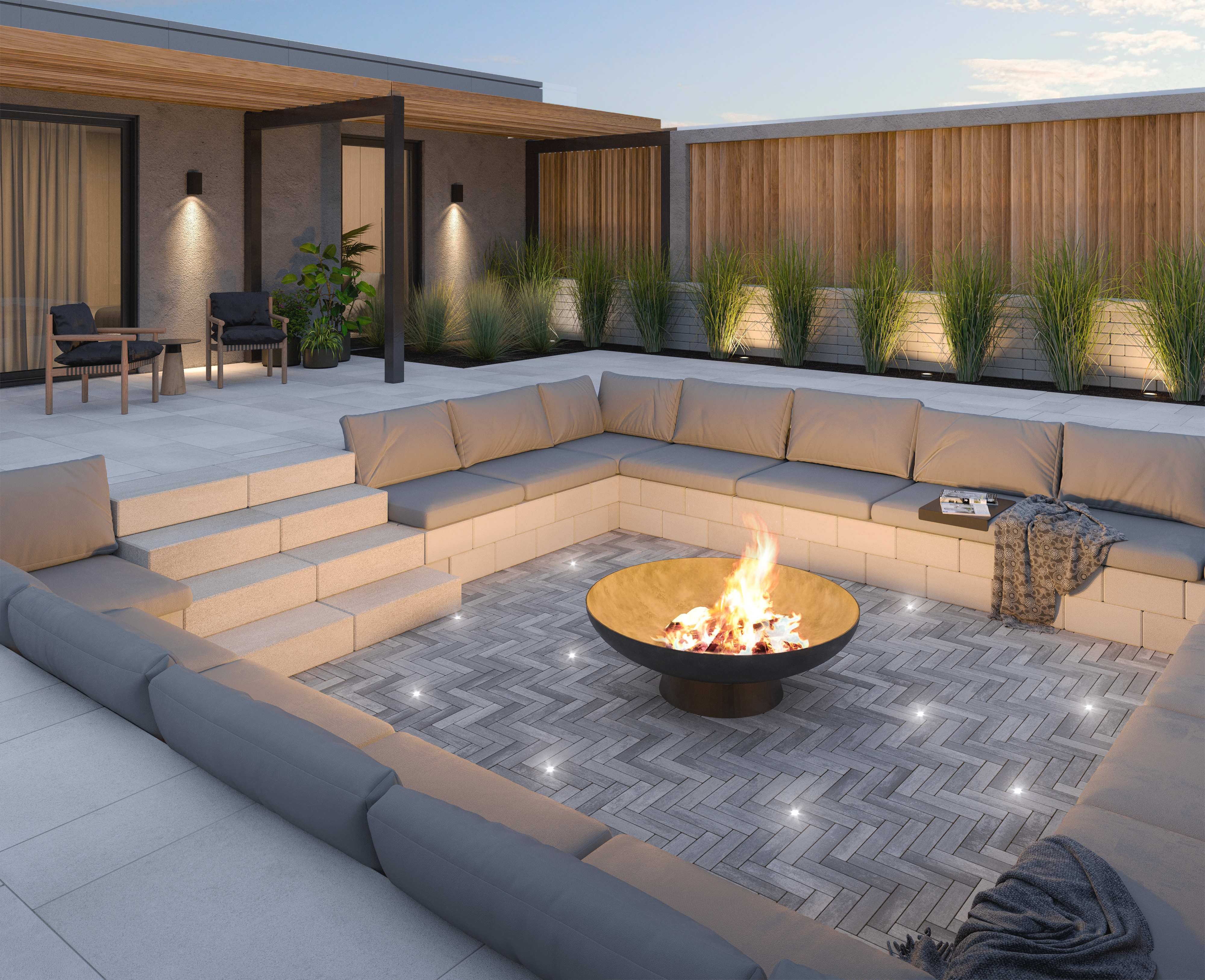 Paver : Westmount in Shale Grey