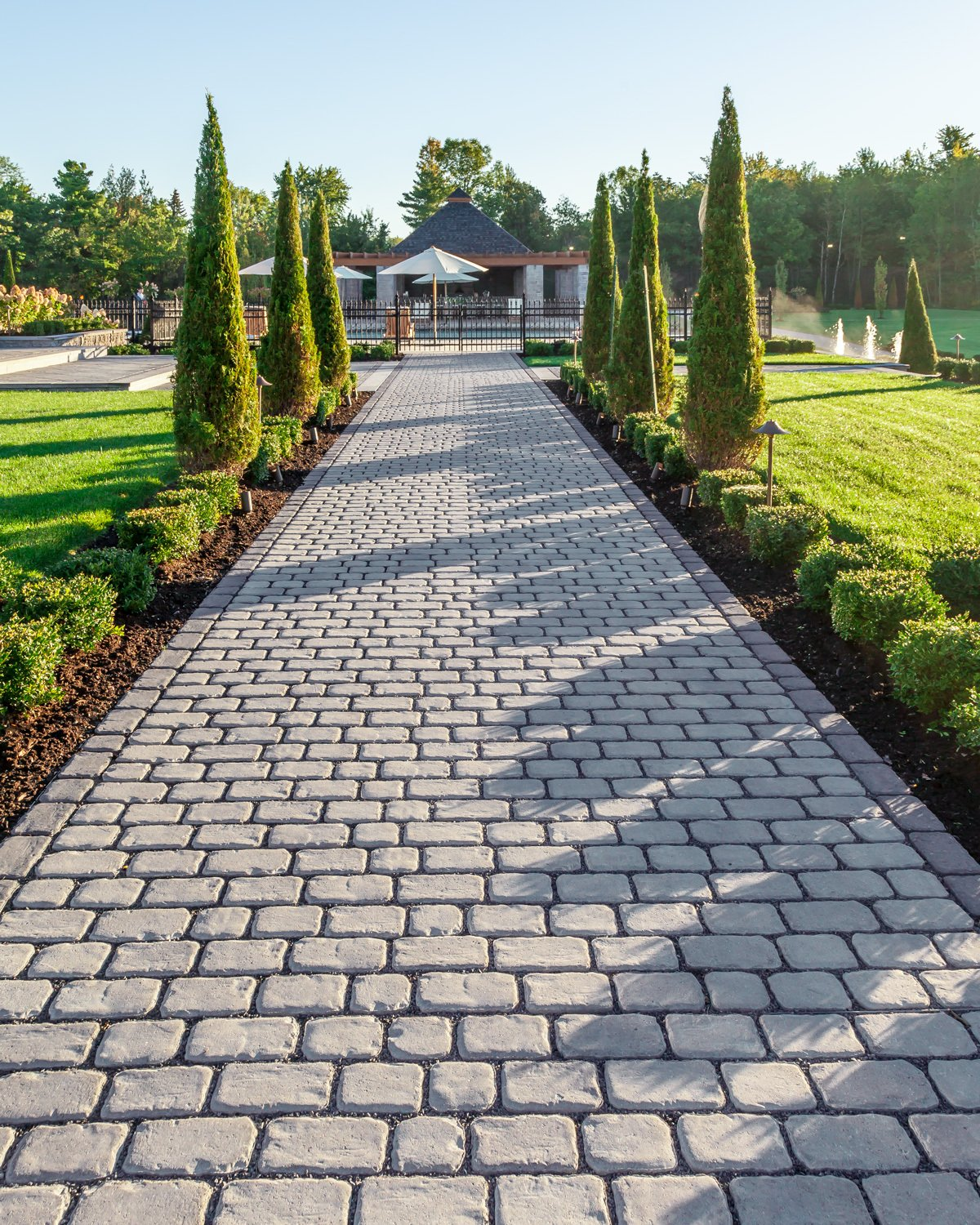 Cobblerstone Pavers Villagio