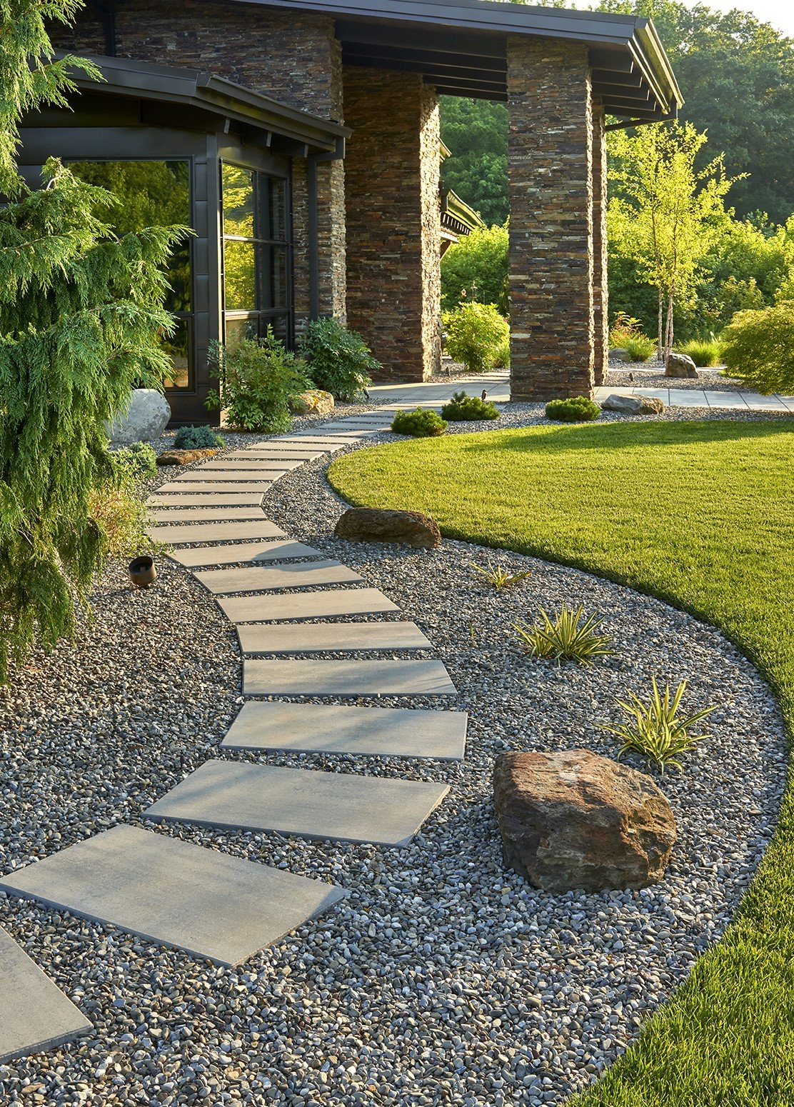 7 Tips To Properly Maintain Landscape Stepping Stones Techo Bloc